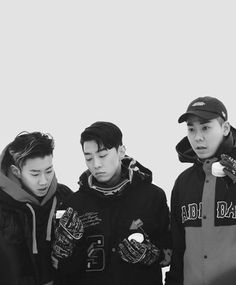 gray, aomg, and kpop image