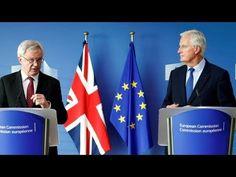Brexit: UK divorce bill offer worth up to 50bn euros - BBC News