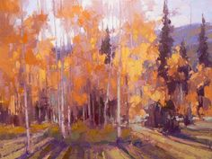 Canyon Road Contemporary Art David  Mensing Enjoy The Pursuit