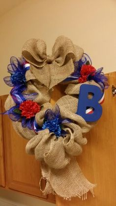 Manly wreath