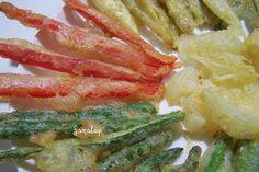 """Cocina fácil """"sin gluten"""": TEMPURA"""