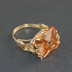 Wire Wrapped Ring Tutorials with