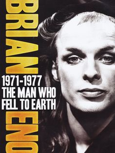 Watch 'Brian Eno: The Man Who Fell to Earth' a terrific doc on Eno's early years Coldplay, Another Green World, Les Claypool, Roxy Music, Star David, Orson Welles, Instant Video, Music Albums, Documentary Film