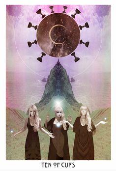 Image © Danielle Noel The Starchild Tarot