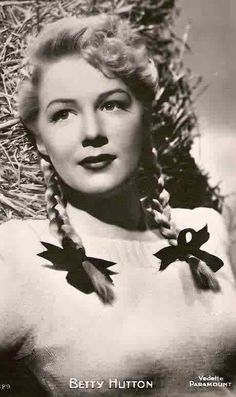 Betty Hutton