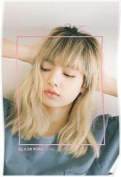 BLACKPINK - Lisa Poster