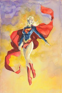 Supergirl by Jim Lee