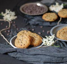 La mejor receta de chocolate chip cookies - Dulces bocados