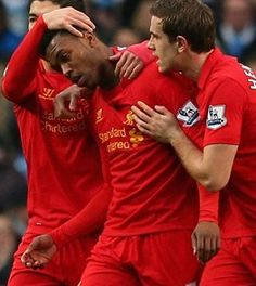 Daniel Sturridge claims Liverpool's display at Manchester City on Sunday shows why a top-four place is still not beyond them this season.