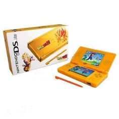 Nintendo Ds Lite Dragon Ball Z YES PLEASE!