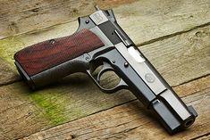 Classic Design   A True Classic: The Browning Hi Power   https://guncarrier.com/browning-hi-power/