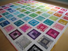 Oh, Fransson!: Paintbox Quilt-Along: Introduction