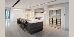 i am drooling over this #SieMatic kitchen! #stunning