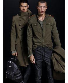 The Balmain x H&M Lookbook for Men: Pieces and Prices | Vogue Paris