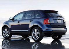2013-Ford-Edge rear