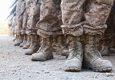 Making the move: How a Marine made the military to civilian transition in public affairs