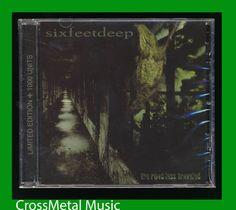 Six Feet Deep - Road Less Traveled (CD 2005 Limited Edition) Metal/Punk CCM New  | eBay