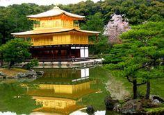 Kinkaku-ji - Kyoto, Japão
