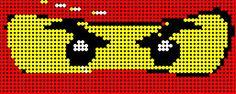 lego ninjago knit chart - Поиск в Google