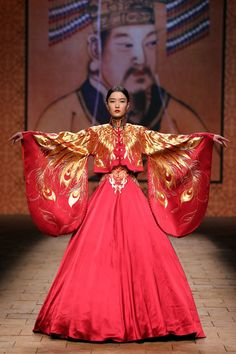 NE-TIGER Ming dynasty collection S/S 2015