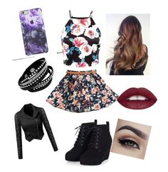 Untitled #30 by bvb-aubrey on Polyvore featuring polyvore fashion style clothing