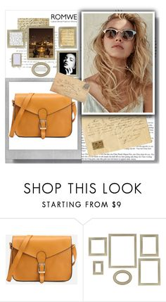 """Bag"" by imtootalented ❤ liked on Polyvore featuring Melannco and Polaroid"