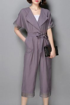 Chic Wrap Style One piece
