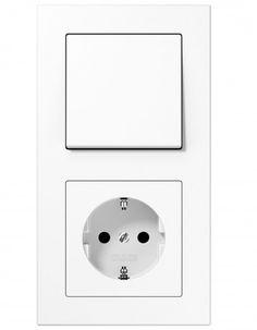 Erstaunlich VISIO Lichtschalter - zeitlose Eleganz - Schrack Technik  AH71