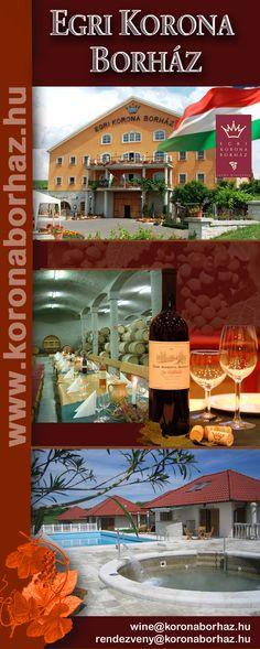 Wine+Wellness+Weekend = www.koronaborhaz.hu