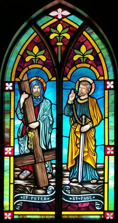 Petition to St. Peter and St. Paul O holy Apostles, Peter and Paul, I choose you this day and forever to be my special patrons and advocates; thee, Saint Peter, Prince of the Apostles, because thou art the Rock, upon which Almighty God hath built His Church; thee, Saint Paul, because thou wast fore-chosen by God as the Vessel of election and the Preacher of truth in the whole world.