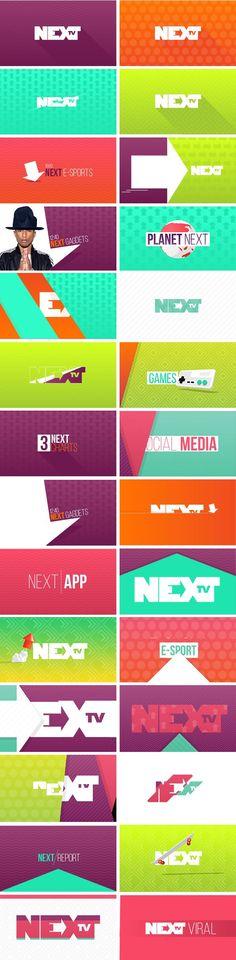 TV Branding Inspiration