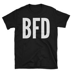 receive a 15% REFUND ON YOUR 1ST ORDER !!! BFD Unisex Tee click share on the pop-up at http://www.100percenthood.biz/products/bfd-unisex-tee?utm_campaign=social_autopilot&utm_source=pin&utm_medium=pin
