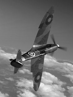Spitfire.................most beautiful plane ever!