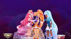Episode 5 -Les trois LoliRock transformées et Amaru