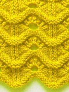 Falista Knit Stitch