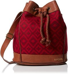 RIP CURL Womens Arina Shoulder Bag Tan