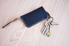 Horween Leather Key Holder/Horween Leather от northwardhandcraft