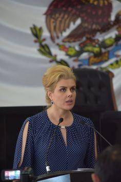 Pide diputada recursos a la federación para atender Cobach; no podemos aventar la pelotita, dice Ma. Antonieta Mendoza | El Puntero