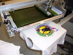 1000 images about screen printed posters on pinterest for 4 color process t shirt printing