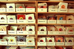 45 rpm singles. | 36 Things Vinyl Collectors Love (fb)