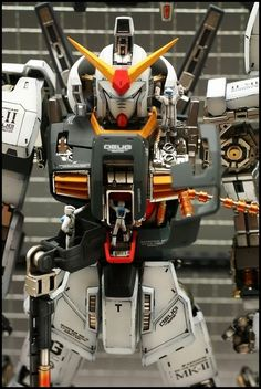 Check out the latest Gunpla Gundam News here. Arte Gundam, Gundam Wing, Gundam Art, Gunpla Custom, Custom Gundam, Zoids, Gundam Toys, Gundam Mobile Suit, Robot Design