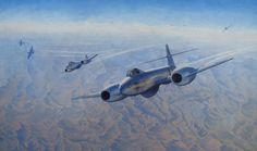 The First All-Jet Fight  Gloster Meteors of No 77 Squadron engage North Korean MiG15s on 29 August 1951 in what was the first ever all-jet encounter.