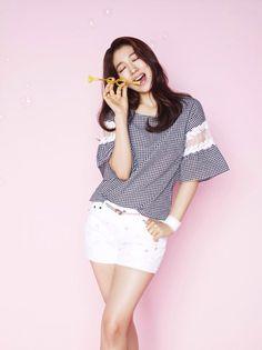 Park shin hye Source by Park Shin Hye, Korean Fashion Shorts, Korean Fashion Kpop, Gwangju, Fall Fashion Skirts, Fashion Outfits, Korean Celebrities, Celebs, Korean Fashion Minimal