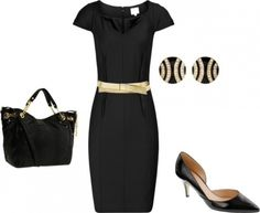 Give Your Office Look A Feminine Silhouette: Belt It!