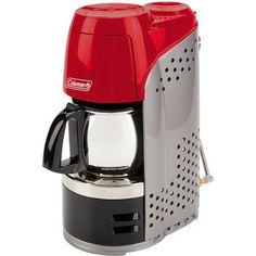 Coleman Portable Propane Coffee Maker