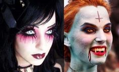 If you're looking for Scary Halloween Make up Ideas, then read this article to know the Scary Halloween Horror Makeup Looks & Ideas that you can try