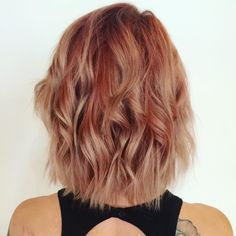 Rose gold #avedacolor