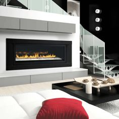 CJs Hearth and Home - Napoleon Direct Vent LHD50 Linear Gas Fireplace, $4,459.00 (http://www.cjshearthandhome.com/direct-vent-lhd50-linear-gas-fireplace/)