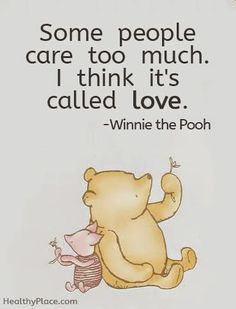 EXLUSIVE & POWERFUL selection of best cute love quotes from the heart can help you describe one of the most profound emotions in words. Winnie The Pooh Quotes, Winnie The Pooh Friends, Love Quotes For Her, Cute Love Quotes, Cute Sayings, Wedding Quotes, Best Friend Quotes, Disney Quotes, Favorite Quotes