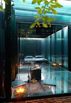 Hotel Les Cols. Catalunya